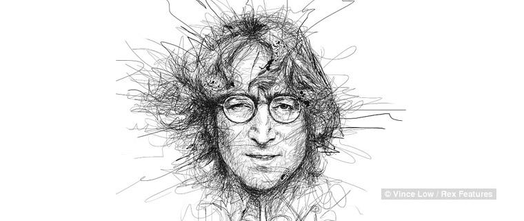 La dislexia no pudo esconder el talento de Lennon
