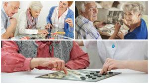 Ejercitar la mente mediante juegos y otras tareas como la lectura es una buena terapia para la demencia senil.