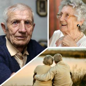 La demencia senil es una enfermedad degenerativa e irreversible.