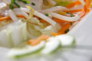 La alimentación puede ayudar a las mujeres a mejorar su pecho sin cirugía