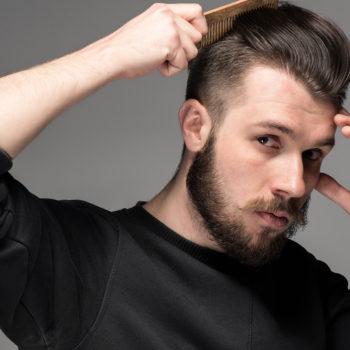 La máscara para el crecimiento de los cabello con los polvos de mostaza