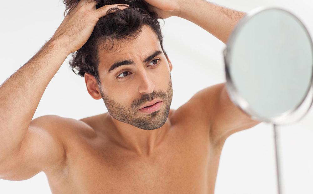 como afecta la alopecia al pelo injertado