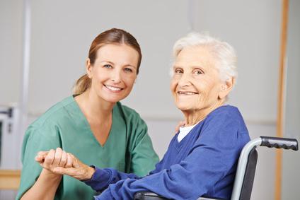 Ingreso en residencia de ancianos