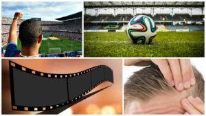 Futbolistas o estrellas de cine optan por someterse a un trasplante capilar para mejorar su imagen.