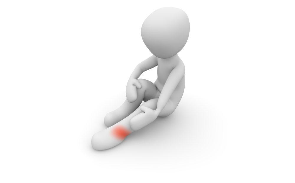 La fibromialgia puede provocar dolor de pies