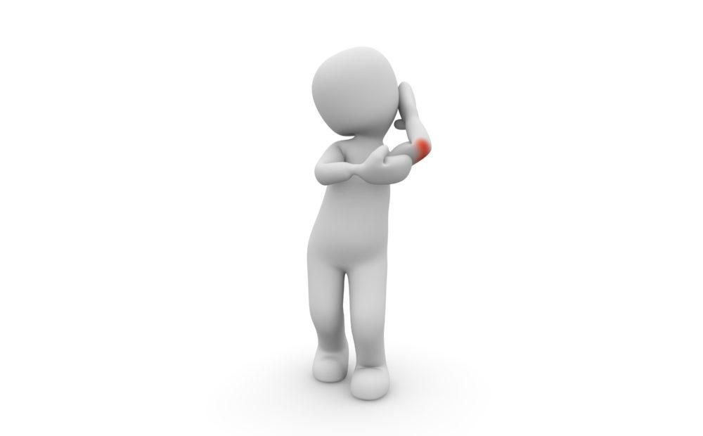 El dolor de brazos es uno de las manifestaciones de la fibromialgia
