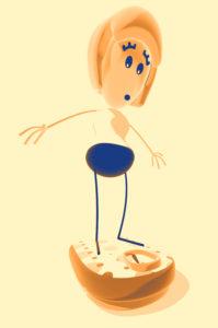 El médico estudiará si el paciente ha intentado perder peso con dieta y ejercicio, para valorar si necesita una reducción de estómago