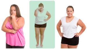 La obesidad puede afectar a personas de todas las edades y sexos.