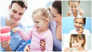 En el caso de los niños se recomienda llevarlos al dentista a partir de los 6 años aproximadamente.