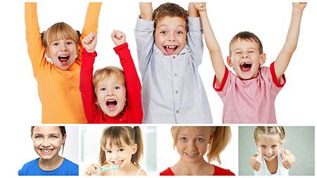 La ortodoncia preventiva es la que se realiza antes de que las desviaciones de los dientes sean permanentes.