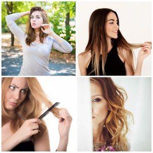 Hay que tener en cuenta que el envejecimiento natural de la mujer afecta a la densidad de su cabello.