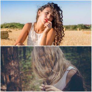 Hay remedios naturales que se utilizan como tratamiento contra la caída del pelo en mujeres.