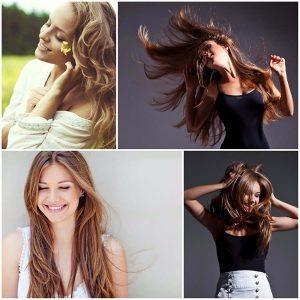 Además de los medicamentos, las mujeres también pueden recurrir a un injerto de pelo.