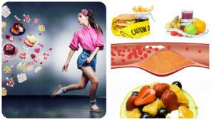 La alimentación es fundamental para controlar el nivel de triglicéridos.
