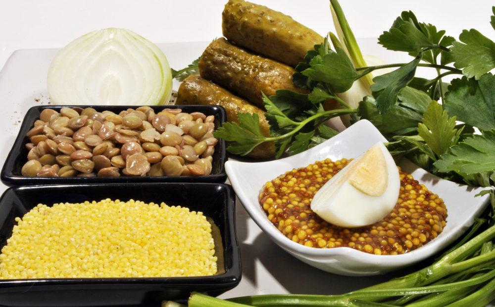 Los alimentos ricos en hierro son muy recomendables para nuestra salud