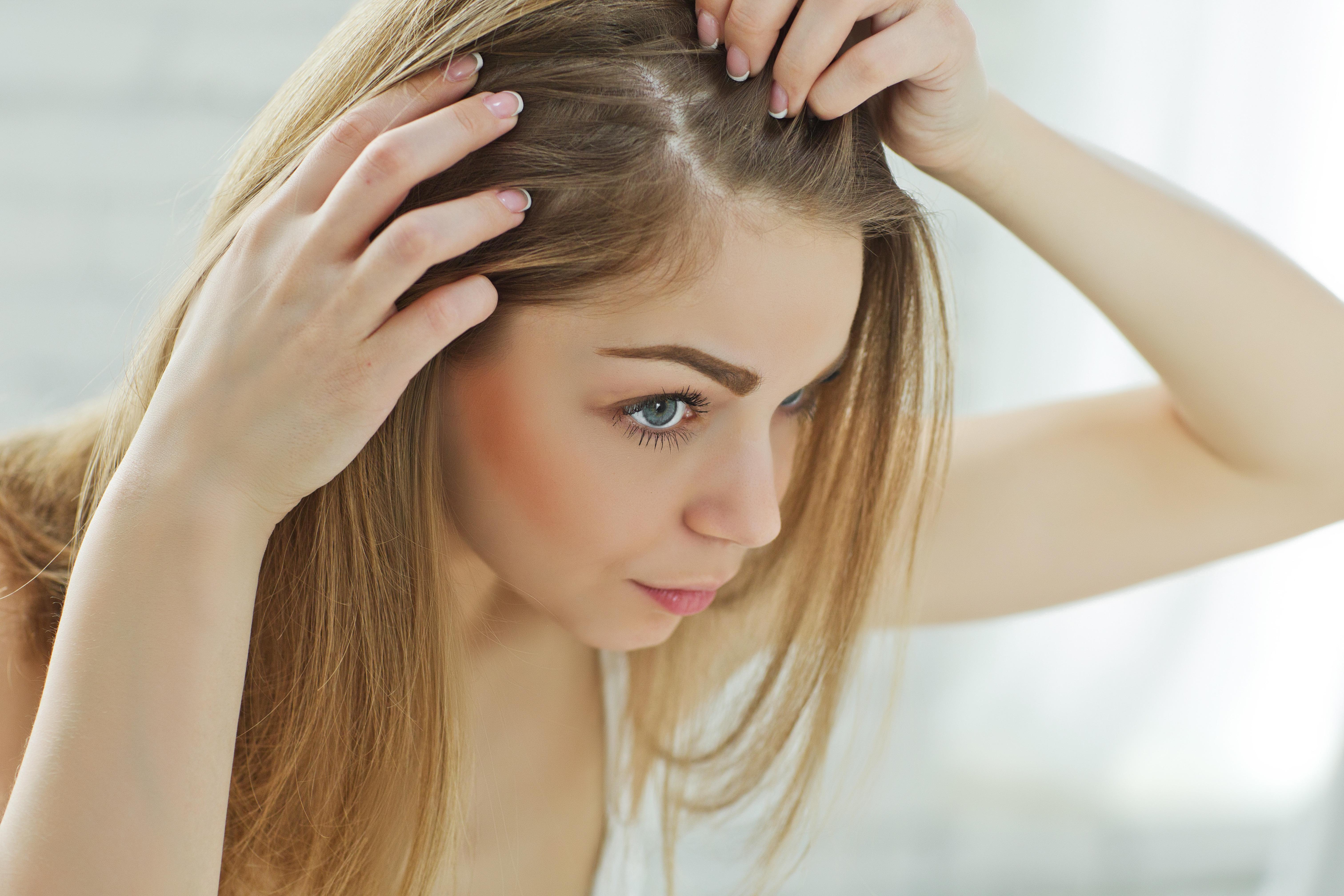 La máscara a la alopecia las revocaciones