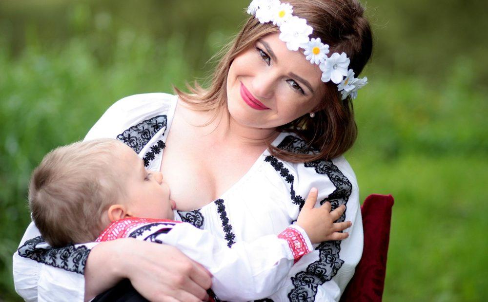 mastitis, inflamación de las mamas