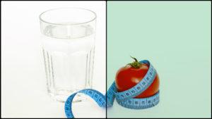Antes de someterse a la operación, hay que procurar bajar de peso modificando hábitos alimenticios.