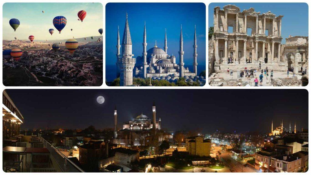 Estambul es una de las ciudades del mundo que más turistas recibe al año.