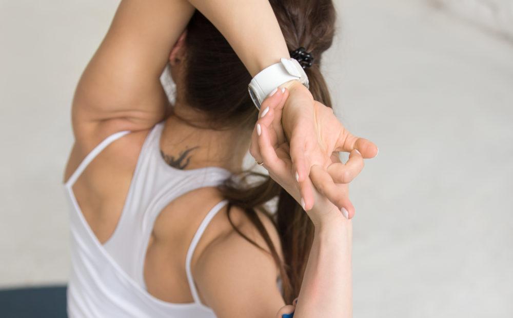Ejercicios para la tendinitis de hombro