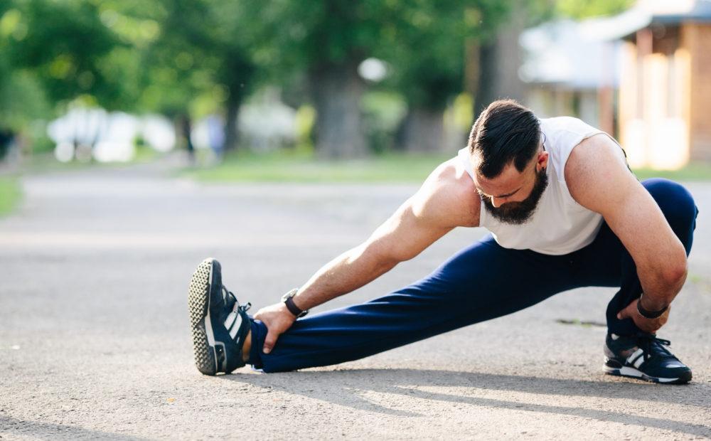 Ejercicios para la tendinitis del pie