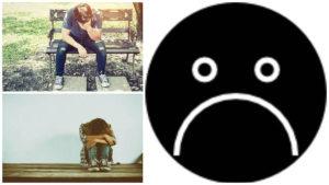 A veces, la depresión puede surgir como consecuencia del consumo de drogas o alcohol.