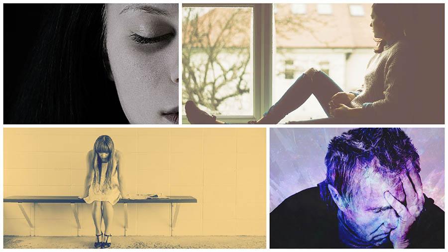 El síntoma de la depresión más característico es una extrema tristeza, que impide a la persona realizar su vida normal.