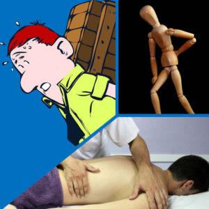 El tratamiento para la lumbalgia más efectivo es la práctica de ejercicios destinados a reforzar ese área.