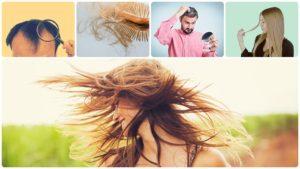 Hay tratamientos contra la alopecia y caída del pelo tanto para hombres como para mujeres.