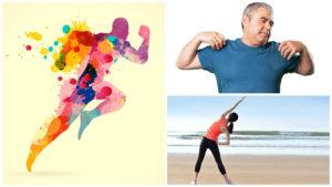 El ejercicio físico tiene muchos beneficios para aliviar los síntomas de la artrosis cervical.