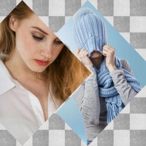 La dermatitis seborreica en el pelo puede estar ocasionada por problemas de estrés.