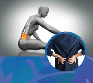 Molestias o dolores son los síntomas más característicos al padecer una hernia discal.