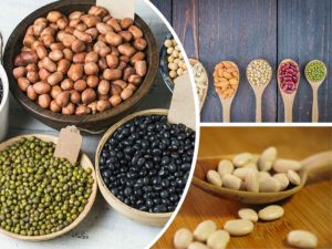 Las legrumbres son algunos de los alimentos que ayudan a controlar el riesgo de hipertiroidismo.