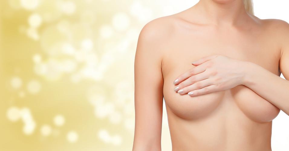 Cicatrices tras mastopexia
