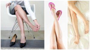 Existen diferentes tipos de flebitis en las piernas.