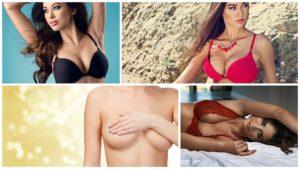 La mastopexia es una cirugía con la que se consigue elevar el pecho.
