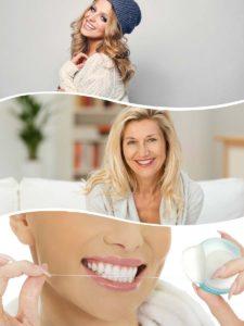 Las carillas también pueden ayudar a resolver problemas leves de malposición dentaria.