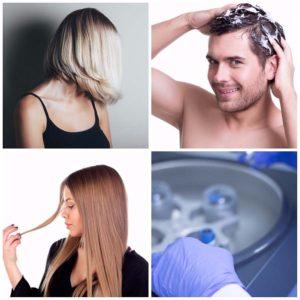En hombres, la calvicie prematura empieza en la adolescencia; en mujeres, a partir de los 40 años.