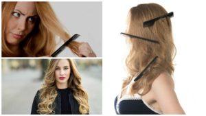 Una situación de estrés puede hacer que el pelo se caiga temporalmente, a causa de una alopecia nerviosa.