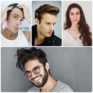 La alopecia nerviosa afecta tanto a hombres como a mujeres, de todas las edades.