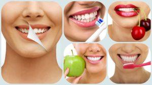 Cuidar la higiene bucodental es fundamental para cuidar el esmalte.
