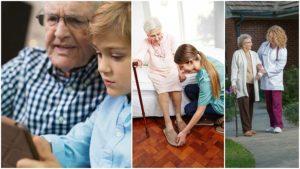 El papel del cuidador y la familia en la Enfermedad de Alzheimer es clave.