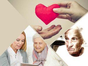 El papel del cuidador es primordial en el tratamiento del Alzheimer.