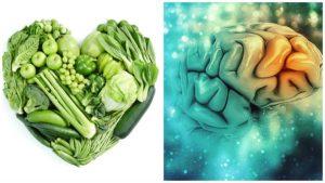 Tener una dieta saludable y equilibrada puede ayudar a combatir el Alzheimer.