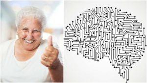 La actividad física ayuda a cuidar la materia gris del cerebro.