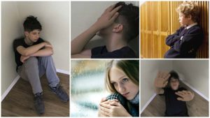 El trastorno depresivo puede aparecer a cualquier edad, incluida la infancia y adolescencia.
