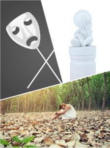 Depresión y ansiedad son dos alteraciones del ánimo y presentan tanto semejanzas como diferencias.