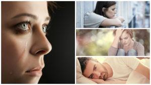 La depresión es una enfermedad mental caracterizada por una extrema tristeza que afecta a la vida normal.