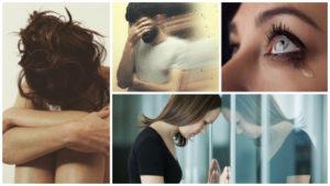 Las causas de la depresión determinan también en parte los síntomas de este trastorno psicológico.