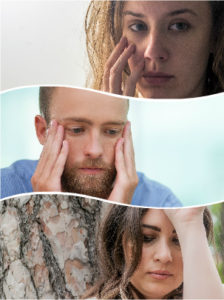 La depresión endógena o melancólica se caracteriza porque son circunstancias internas sus causantes.